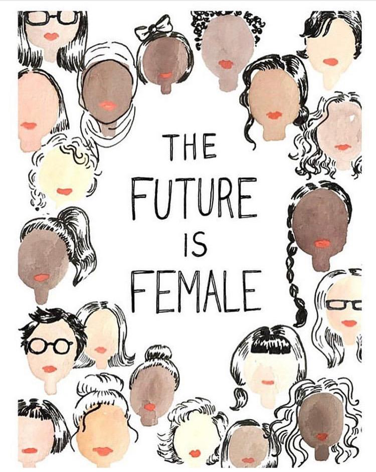 femme blog feminisme journée femme future female diversité