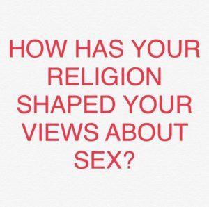 religion sexe sexualité féminine femme blog article libération émancipation christianisme islam judaïsme influence de la religion